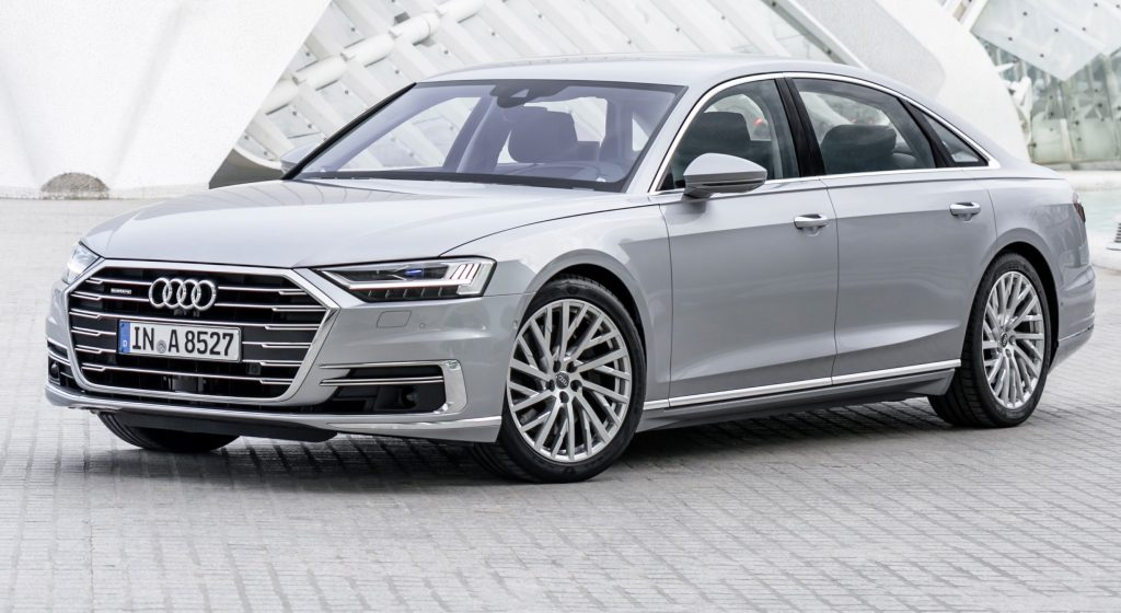 THE ALL NEW 2019 AUDI A8 TO DEBUT AT LOS ANGELES AUTO SHOW myAutoWorld