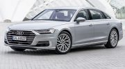 THE ALL-NEW 2019 AUDI A8 TO DEBUT AT LOS ANGELES AUTO SHOW