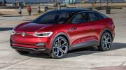 VOLKSWAGEN I.D. CROZZ COMPACT ELECTRIC SUV DUE TO LAUNCH IN 2020