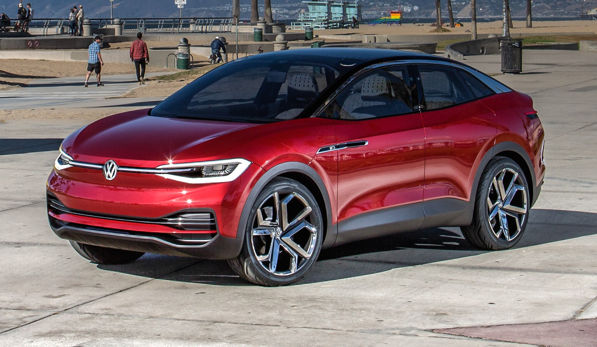 VW ID Crozz Electric Crossover SUV: Design, Release >> Volkswagen I D Crozz Compact Electric Suv Due To Launch In 2020