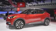2018 NISSAN KICKS MAKES U.S. DEBUT