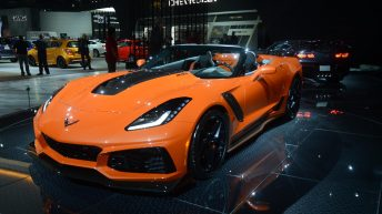 2019 CORVETTE ZR1 CONVERTIBLE DEBUT