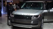 2018 THE RANGE ROVER SVAUTOBIOGRAPHY