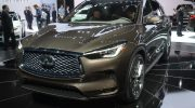 INFINITI REVEALS ALL-NEW 2019 QX50