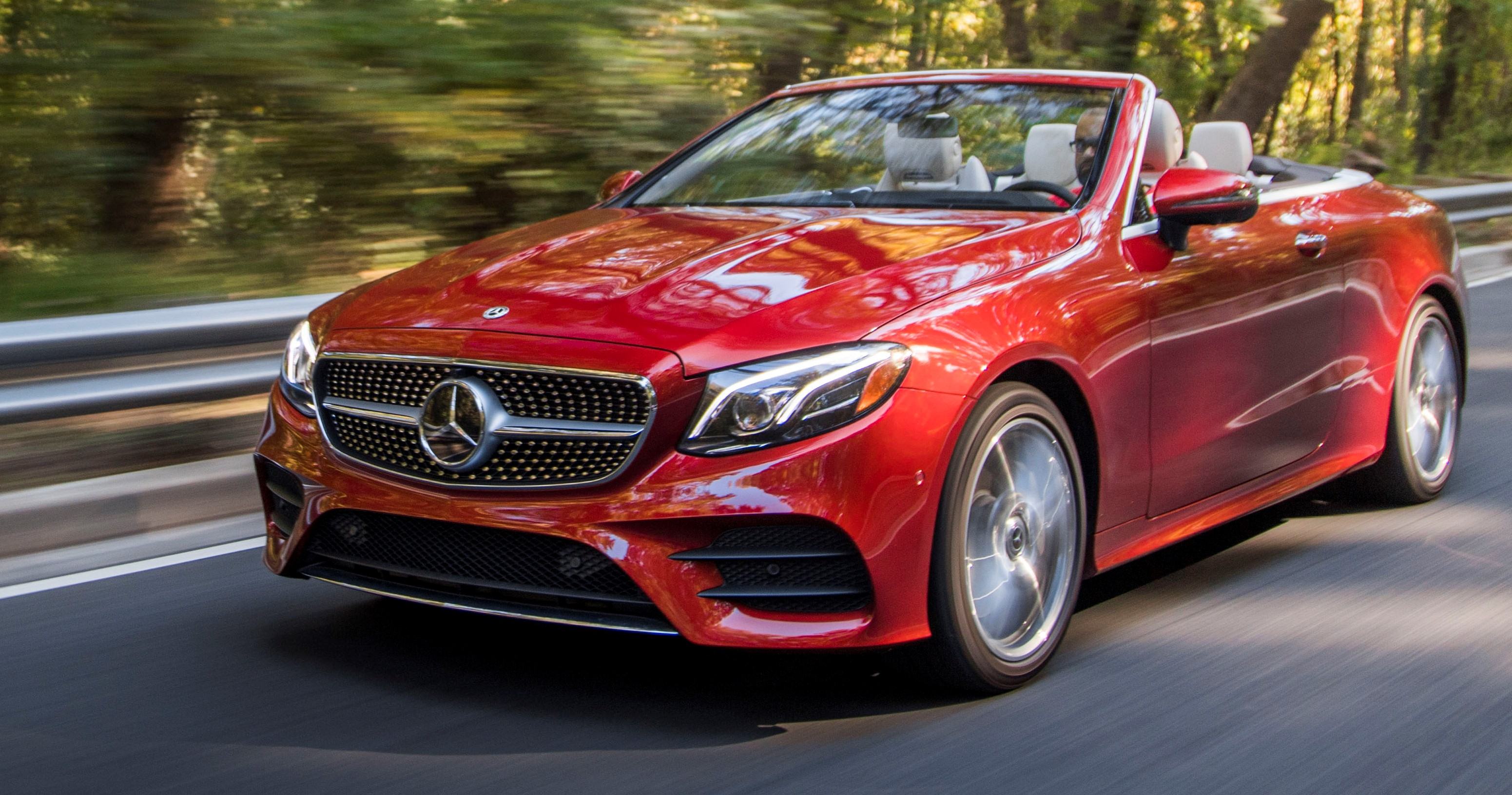 E400 Coupe 2018 >> THE NEW 2018 MERCEDES-BENZ E-CLASS CABRIOLET - myAutoWorld.com