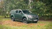 NEW GENERATION ISUZU D-MAX HUNTSMAN