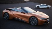 2019 BMW i8 ROADSTER AND NEW 2019 BMW i8 COUPE