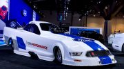 FORD PERFORMANCE NHRA FUNNY CAR MUSTANG FOR 2018 SEASON