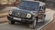 THE NEW 2019 MERCEDES-BENZ G-CLASS