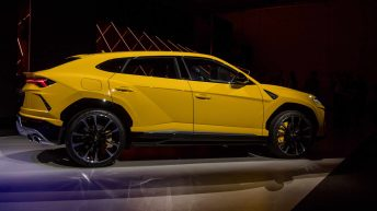 THE LAMBORGHINI URUS SUV EXTRAORDINARY DESIGN