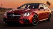 NEW MERCEDES-BENZ AMG E-CLASS WAGON & THE AMERICAN TRADITION