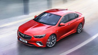 VAUXHALL ANNOUNCES INSIGNIA GSi PRICING