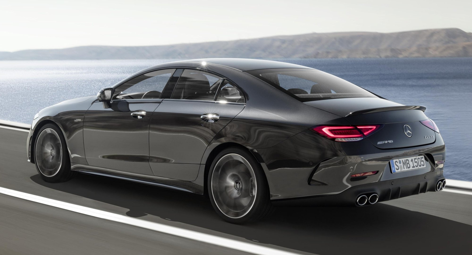 The New 2019 Mercedes Amg 53 Cls E 53 Coupe And Cabriolet