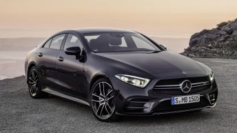THE NEW 2019 MERCEDES-AMG 53 CLS, E 53 COUPE AND CABRIOLET