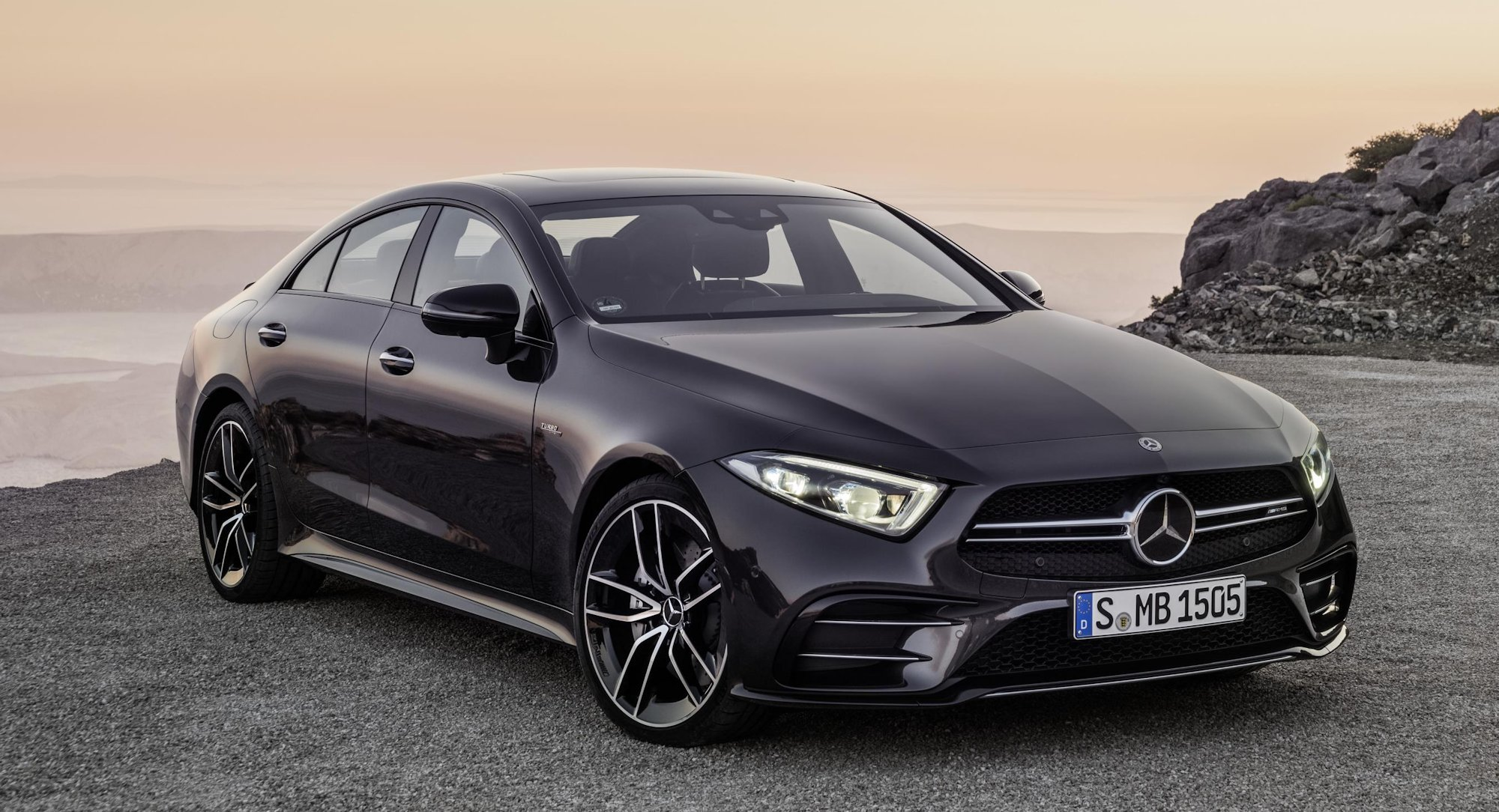 THE NEW 2019 MERCEDES-AMG 53 CLS, E 53 COUPE AND CABRIOLET ...