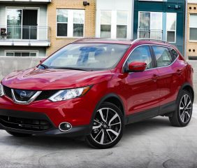 NISSAN ANNOUNCES U.S. PRICING FOR 2018 ROGUE SPORT