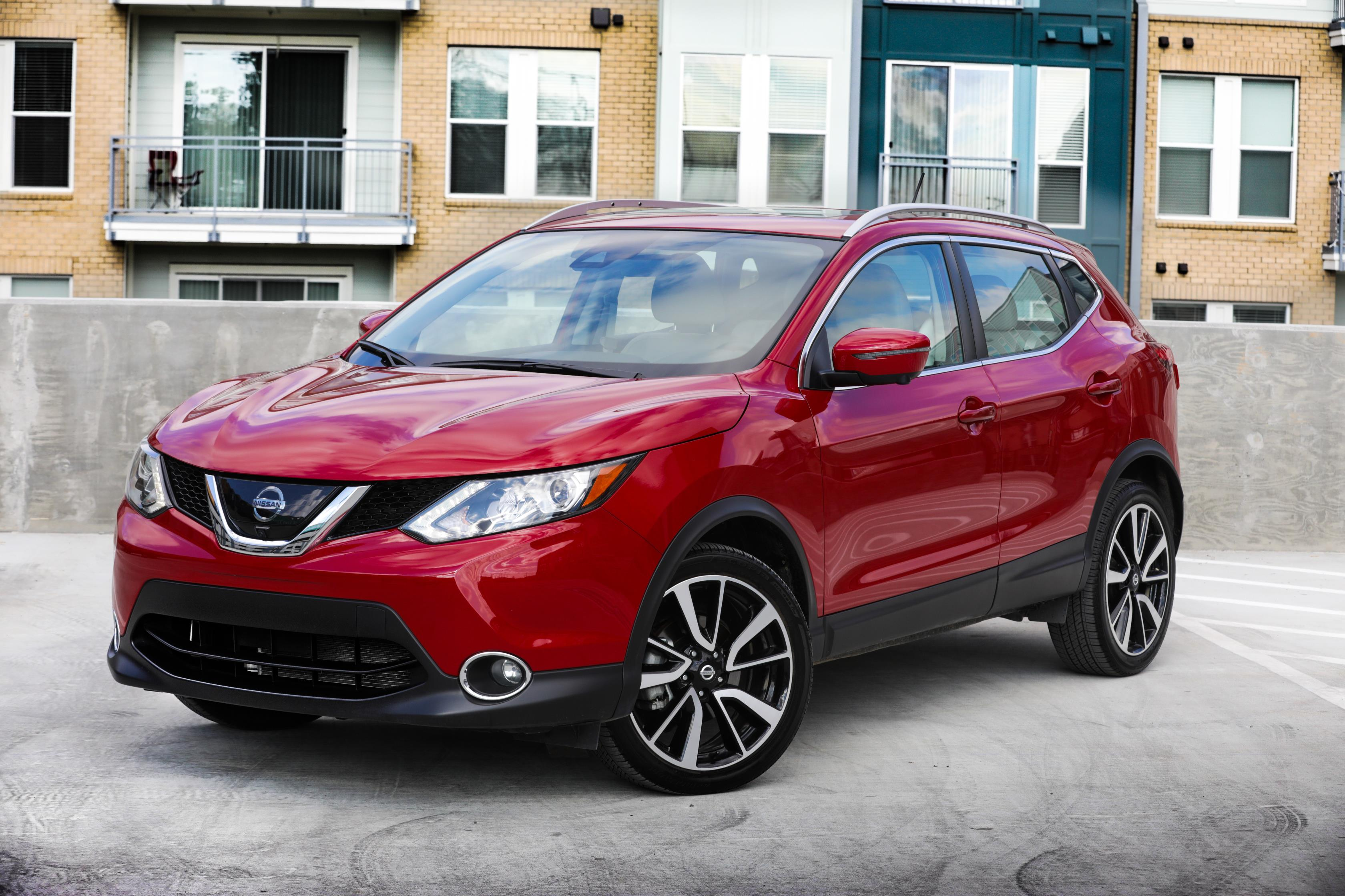 7 Passenger Suv List >> NISSAN ANNOUNCES U.S. PRICING FOR 2018 ROGUE SPORT ...