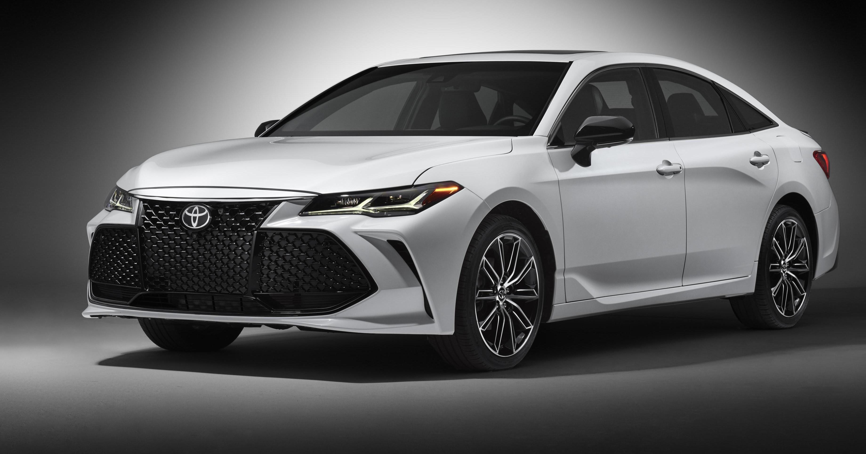 All New 2019 Toyota Avalon Myautoworld Com