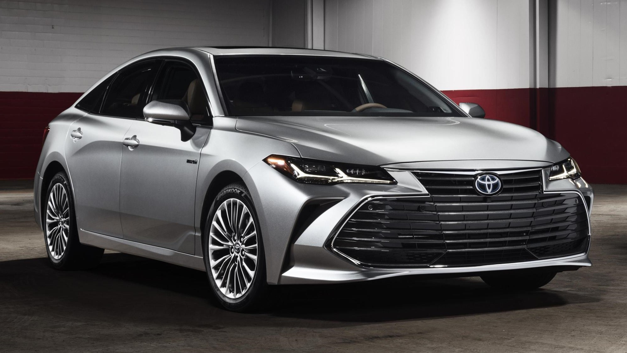 all new 2019 toyota avalon. Black Bedroom Furniture Sets. Home Design Ideas