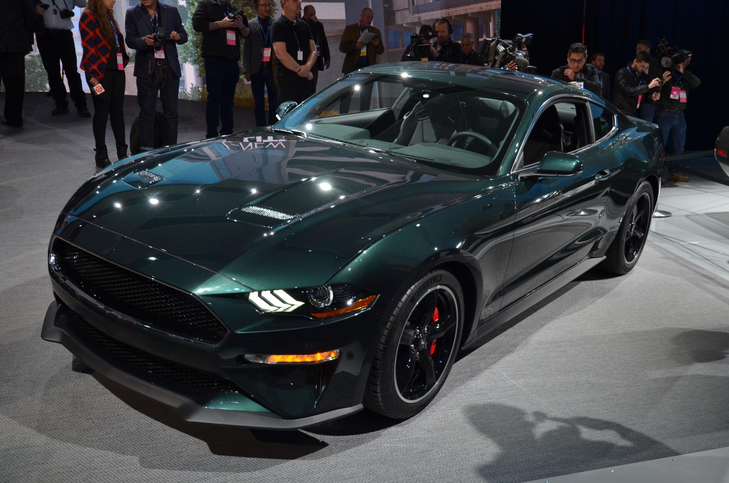 2019 ford mustang bullitt. Black Bedroom Furniture Sets. Home Design Ideas