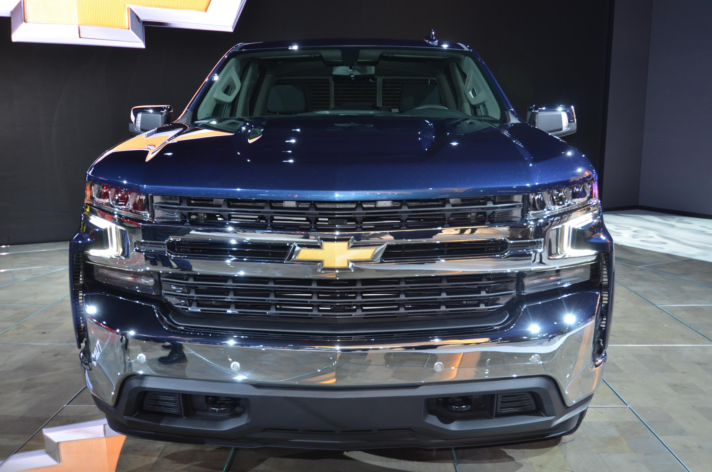 the all new 2019 chevrolet silverado. Black Bedroom Furniture Sets. Home Design Ideas