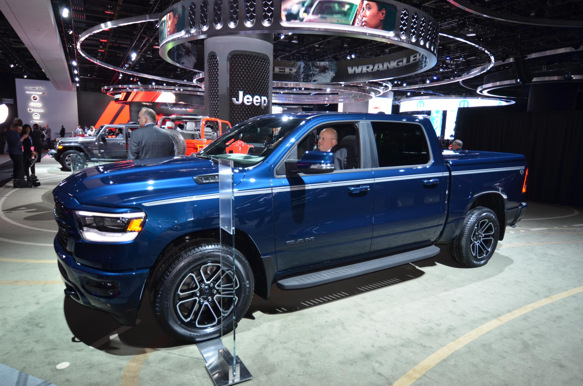 2018 Dodge Rebel >> ALL-NEW 2019 RAM 1500 - myAutoWorld.com