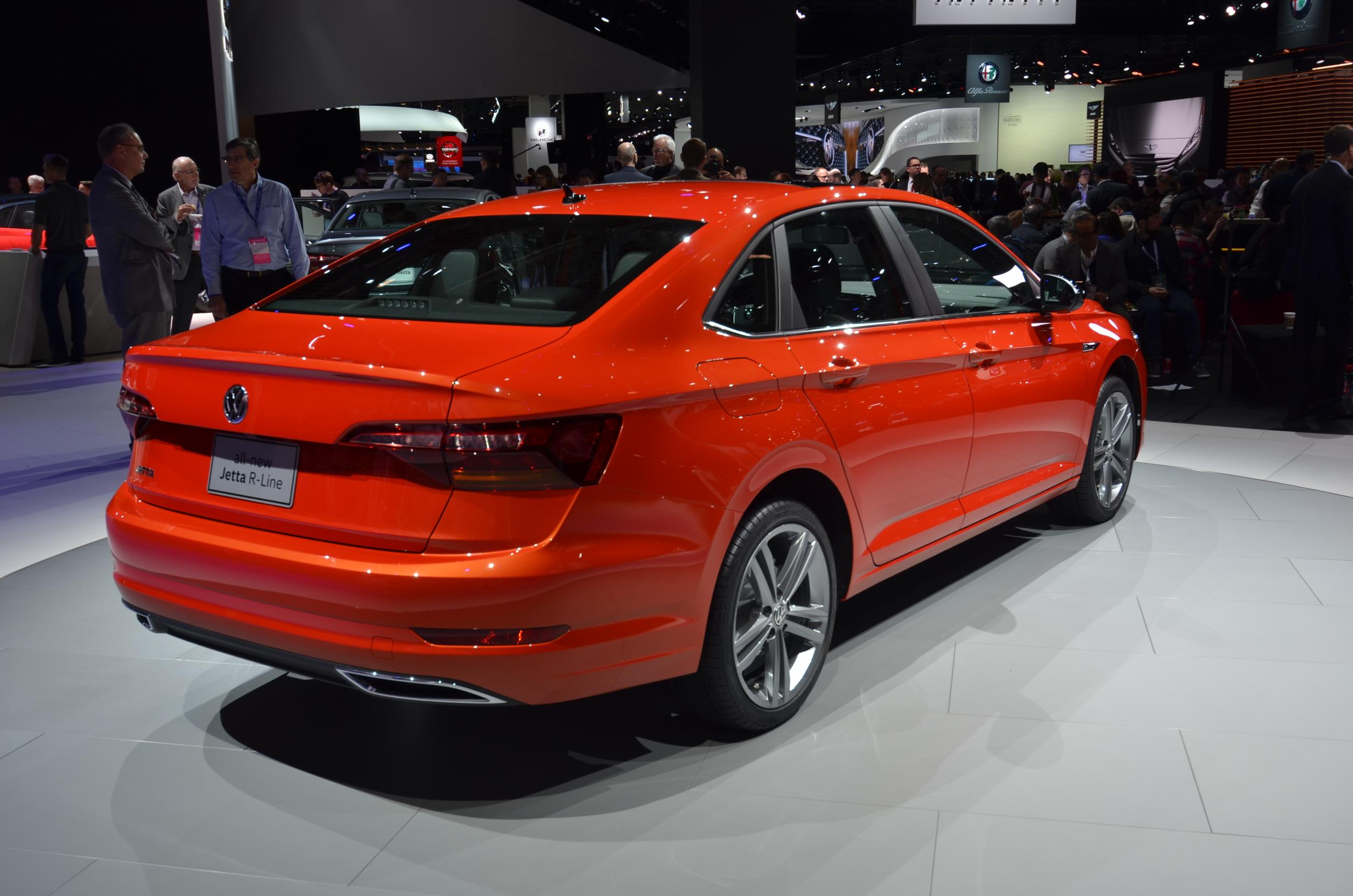 ALL-NEW 2019 VOLKSWAGEN JETTA DEBUT - myAutoWorld.com