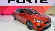 ALL-NEW 2019 KIA FORTE MAKES WORLD DEBUT