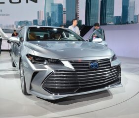 ALL-NEW 2019 TOYOTA AVALON