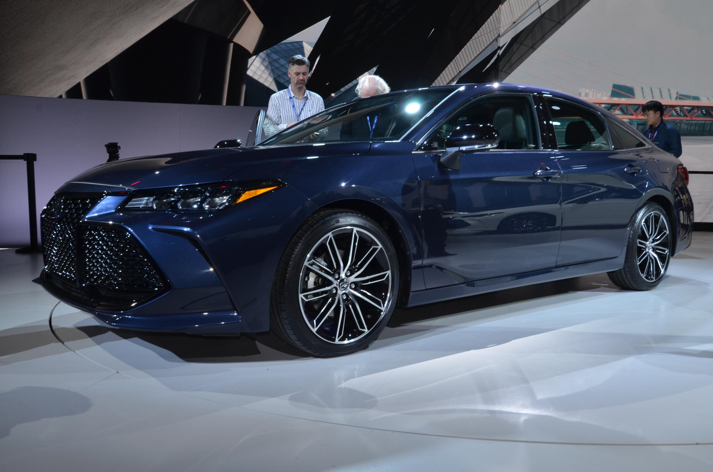 Toyota Safety Connect >> ALL-NEW 2019 TOYOTA AVALON - myAutoWorld.com