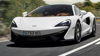 McLAREN ENHANCES SPORTS SERIES WITH SPORT PACK AND DESIGN EDITIONS FOR 570GT