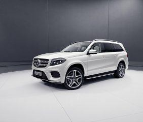 THE MERCEDES-BENZ GLS GRAND EDITION