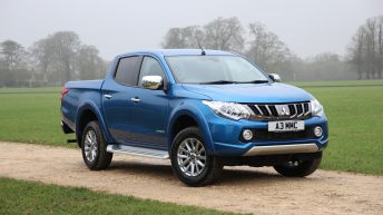 MITSUBISHI L200 OFFERS 3.5-TONNE TOWING CAPACITY