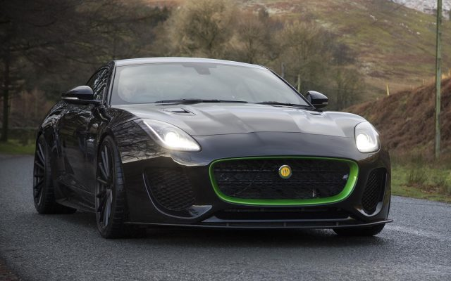 NEW LISTER THUNDER 200+ MPH SUPERCAR LAUNCH