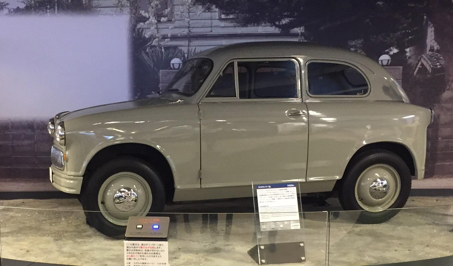 1955 SUZUKI SUZULIGHT - myAutoWorld.com