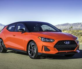 ALL-NEW 2019 HYUNDAI VELOSTER AND VELOSTER TURBO