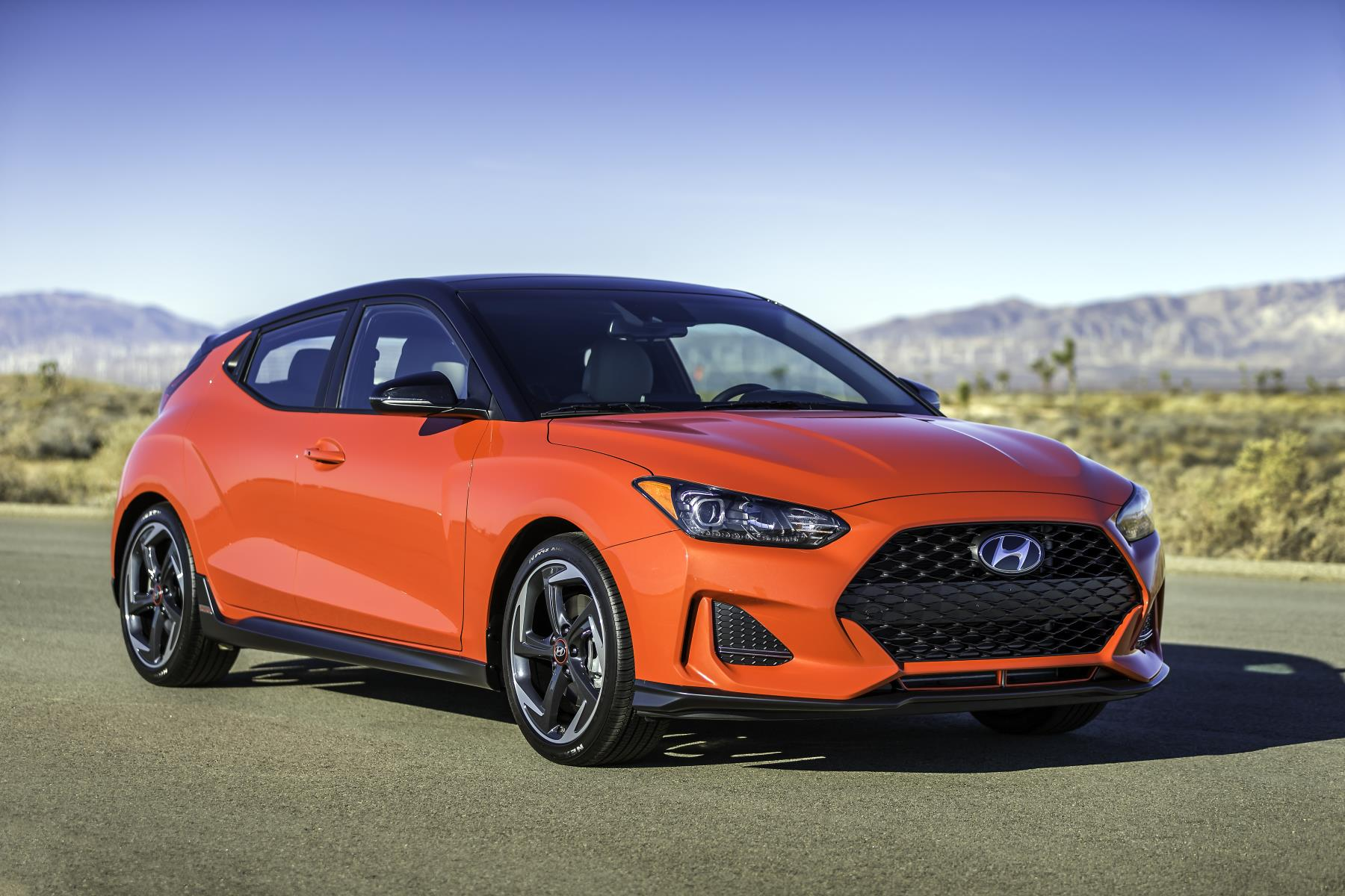 All New 2019 Hyundai Veloster And Veloster Turbo