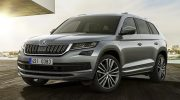 ŠKODA KODIAQ L&K: TOP VERSION SUV WORLD PREMIERE IN GENEVA