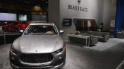 MASERATI AT CHICAGO AUTO SHOW