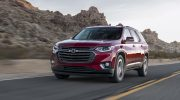 ALL-NEW TRAVERSE RS OFFERS TURBOCHARGED PERFORMANCE, PERSONALIZED STYLING
