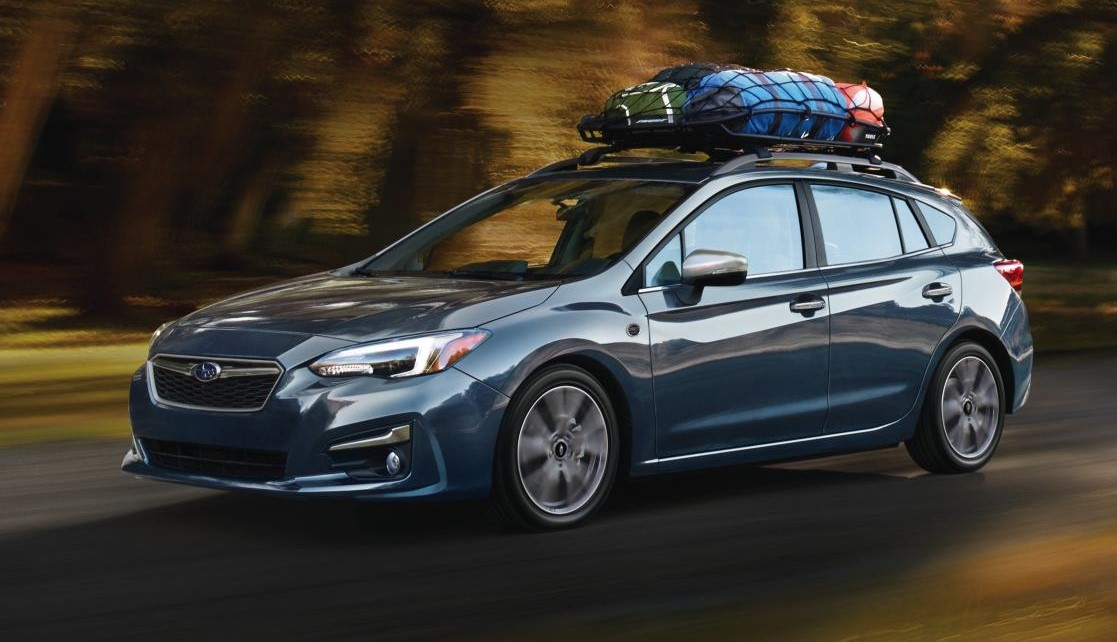 SUBARU DEBUTS 50TH ANNIVERSARY MODEL LINE UP