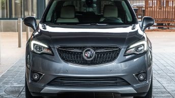 2019 BUICK ENVISION UPDATES