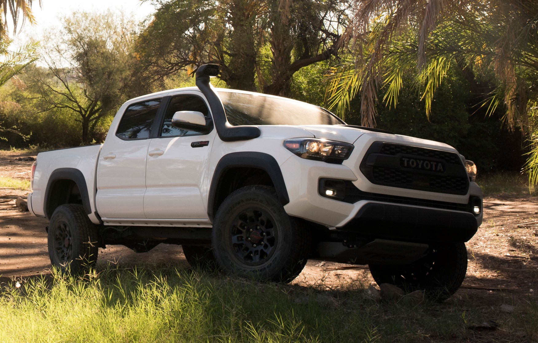 Toyota Tundra Trd Pro >> 2019 TOYOTA TRD PROS TYPIFY ULTIMATE OFF-ROAD PERFORMANCE - myAutoWorld.com