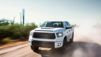 2019 TOYOTA TRD PROS TYPIFY ULTIMATE OFF-ROAD PERFORMANCE