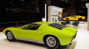 LAMBORGHINI PRESENTS LATEST PROJECTS AT SALON RÉTROMOBILE 2018, PARIS