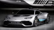 Mercedes-AMG and Cigarette Racing 515 Project ONE