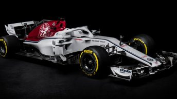ALFA ROMEO SAUBER F1 TEAM REVEALS THE C37