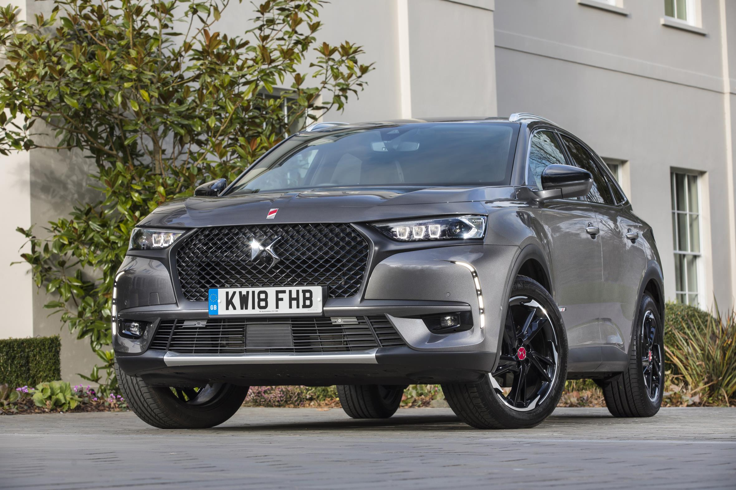 DS 7 CROSSBACK – PERFORMANCE Line C