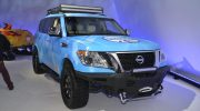NISSAN BRINGS A PAIR OF CUSTOM VEHICLES TO 2018 CHICAGO AUTO SHOW