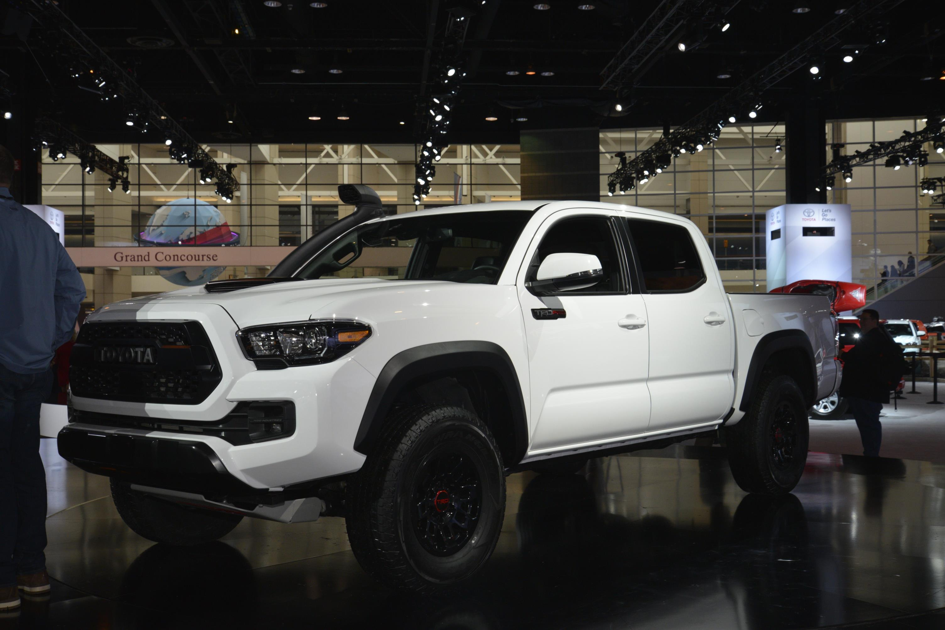2019 TOYOTA TRD PROS TYPIFY ULTIMATE OFF-ROAD PERFORMANCE ...